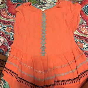 Cute shirt vibrant colors